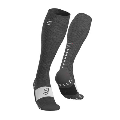 COMPRESSPORT - RECOVERY - Calze grey melange