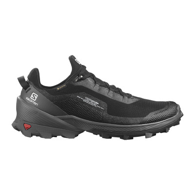 SALOMON - CROSS OVER GTX - Zapatillas de senderismo hombre black/magnet/black