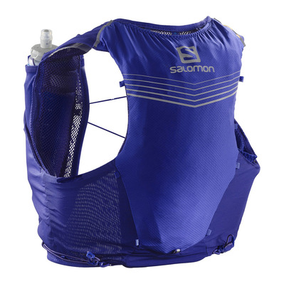 SALOMON - ADV SKIN 5L - Sac d'hydratation clematis blue/ebony