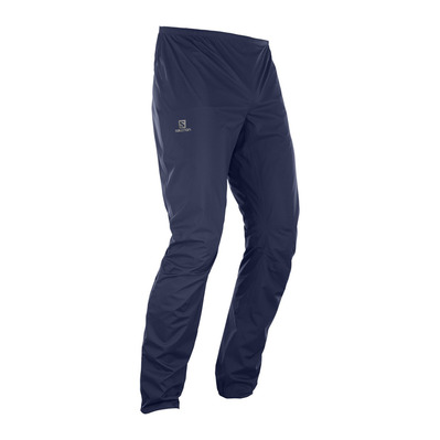SALOMON - BONATTI WP - Pantalon night sky