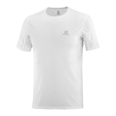 SALOMON - AGILE - Jersey - Men's - white
