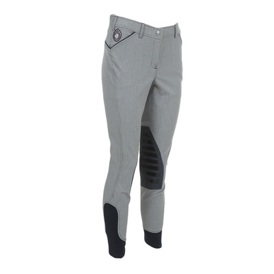 EASY RIDER - Euro-Star ABBY - Pantaloni con silicone Donna light taupe