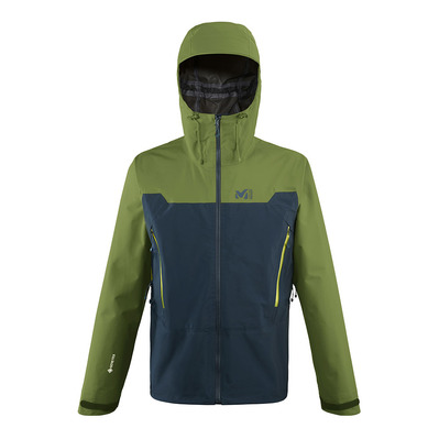 MILLET - KAMET LIGHT GTX - Jacket - Men's - orion blue/fern