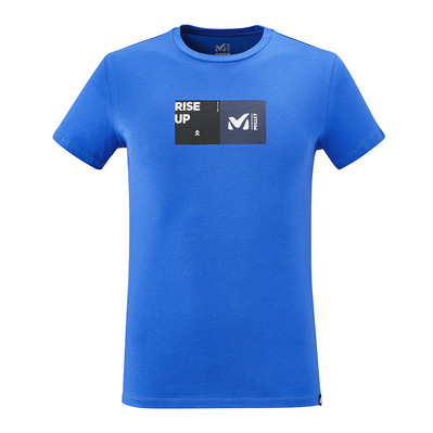MILLET - SQUARE - T-Shirt - Men's - abyss
