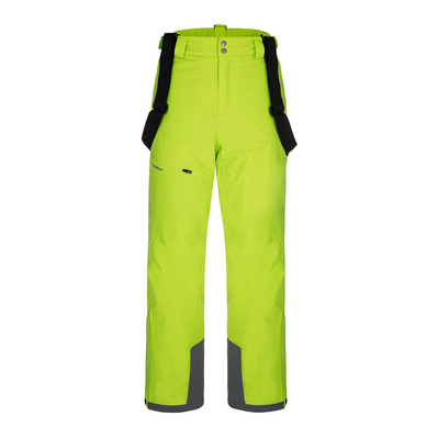 LOAP - FORTY - Pantalon ski Homme acid lime