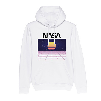 NASA - NASA SUNSET - Sweatshirt - white