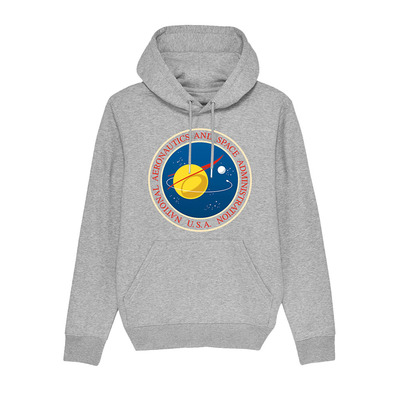 NASA - NATIONAL AERONAUTICS AND SPACE ADMINISTRATION - Sweatshirt - grey