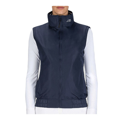 EQUILINE - ABBEY - Giacca Donna navy