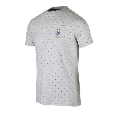 FFF - ALL OVER - Tee-shirt Homme grey