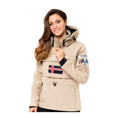 GEOGRAPHICAL NORWAY - TULBEUSE - Jacke - Frauen - beige