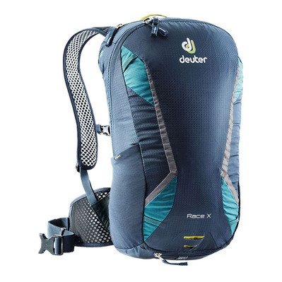 DEUTER - RACE x 12L - Zaino navy / blu Denim
