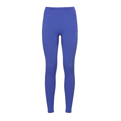 ODLO - PERFORMANCE WARM - Collant Femme clematis blue/niagara