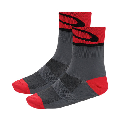 OAKLEY - CYCLING SOCKS Homme UNIFORM GREY