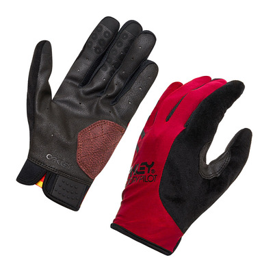 OAKLEY - ALL CONDITIONS - Gants Homme red line