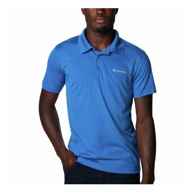 COLUMBIA - ZERO RULES - Polo Homme bright indigo