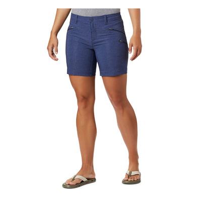 COLUMBIA - PEAK TO POINT - Short Femme nocturnal