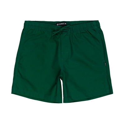 "ELEMENT - VACATION 17"" - Short Homme ultmarine green"