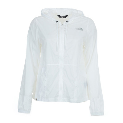 THE NORTH FACE - TRAVEL WIND - Chaqueta mujer white