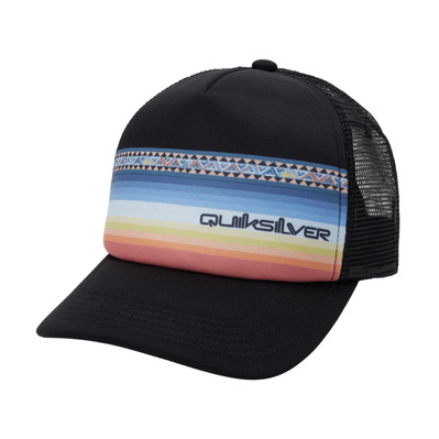 QUIKSILVER - SUN FADED - Gorra hombre india ink