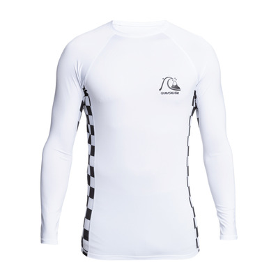 QUIKSILVER - ARCH THIS - Lycra Homme white