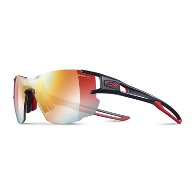JULBO - AEROLITE - Lunettes de soleil photochromiques black/red/brown multilaye red
