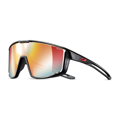 JULBO - FURY Homme TRANS. BLACK/BLACK Yellow/Brown