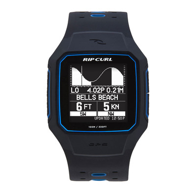 RIP CURL - SEARCH GPS SERIES 2 - Montre Homme blue
