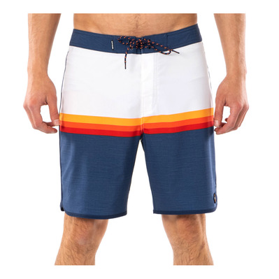 "RIP CURL - MIRAGE SURF REVIVAL 19"" - Boardshort Homme navy"