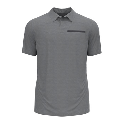 ODLO - CONCORD NATURAL - Polo Homme grey melange
