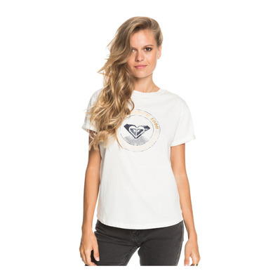ROXY - EPIC AFTERNOON - T-Shirt - Frauen - snow white