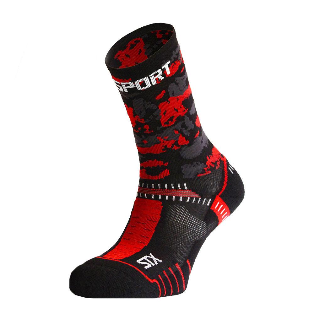 BV Sport STX Evo Negro Rojo