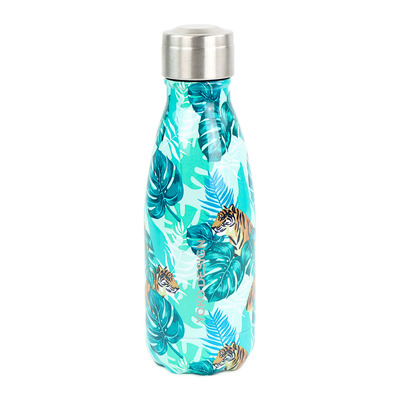 YOKO DESIGN - 1807 - Bouteille isotherme 260ml tiger