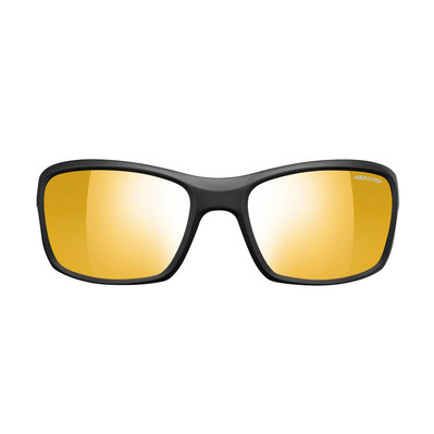 JULBO - ROOKIE - Photochrome Sonnenbrille - Junior - schwarz/gelb-flash-gold