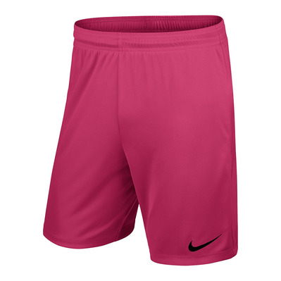 NIKE - PARK II KNIT NB - Short hombre pink