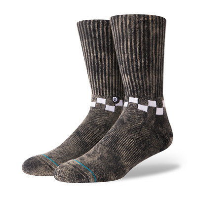 STANCE - CHECKNESS - Chaussettes Homme black