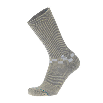 STANCE - CHECKNESS - Chaussettes Homme grey