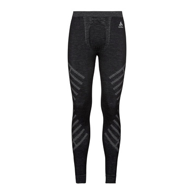 ODLO - NATURAL - Collant Homme black melange