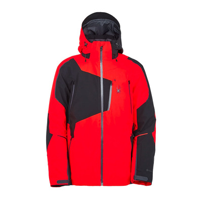 SPYDER - LEADER GTX - Veste ski Homme bright red