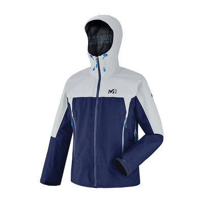 MILLET - JUNGFRAU GTX 2019 - Veste Homme blue depths/high rise