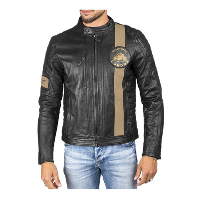BLACK CAFÉ LONDON - Black Cafe London L J-10677 - Chaqueta hombre black