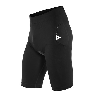 DAINESE - TRAIL SKINS - Short Homme black