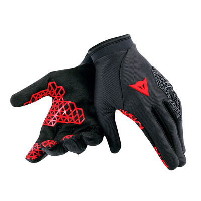 DAINESE - TACTIC - Gants black/black
