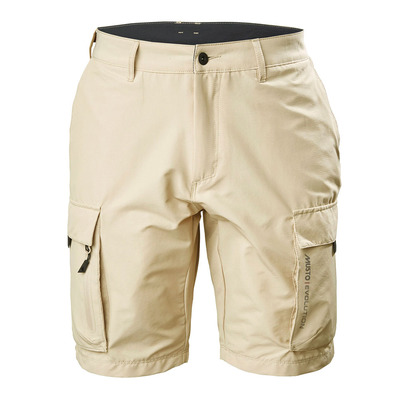 MUSTO - EVO DECK UV FD SHORT Homme LIGHT STONE