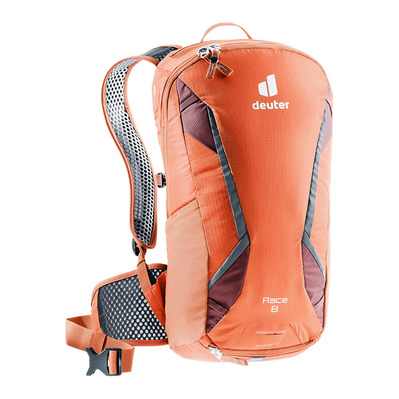 DEUTER - RACE 8L - Rucksack - paprika/redwood