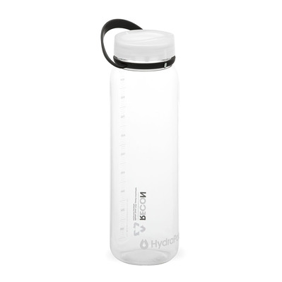 HYDRAPAK - RECON 1L - Bouteille clear/black/white