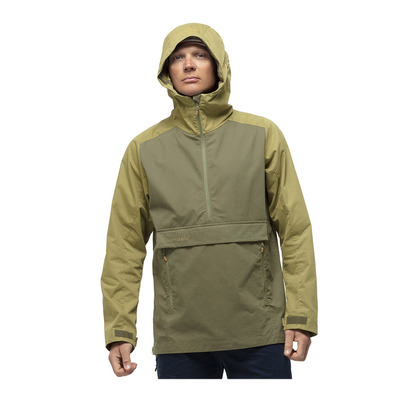 NORRONA - SVALBARD COTTON - Anorak Homme olive drab