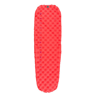 SEA TO SUMMIT - ULTRALIGHT INSULATED - Matelas gonflable Femme rouge