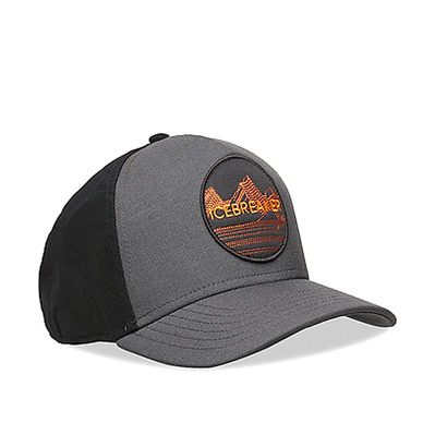 ICEBREAKER - U Icebreaker Graphic Hat MONSO Unisexe MONSOON/BLACK