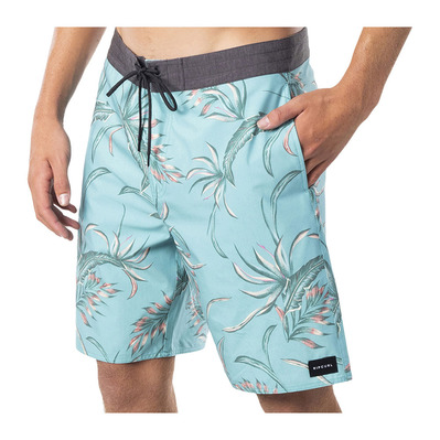 RIPCURL - SPACEY LAYDAY - Boardshorts - Men's - teal