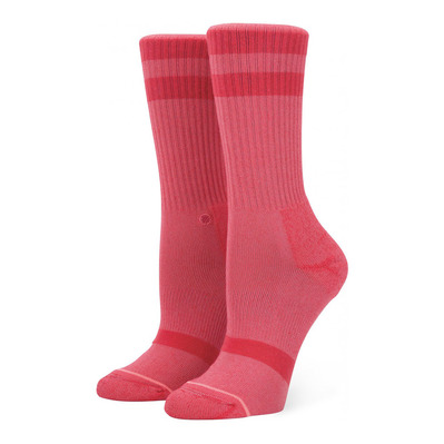 STANCE - CLASSIC UNCOMMON CREW - Socken - Frauen - red